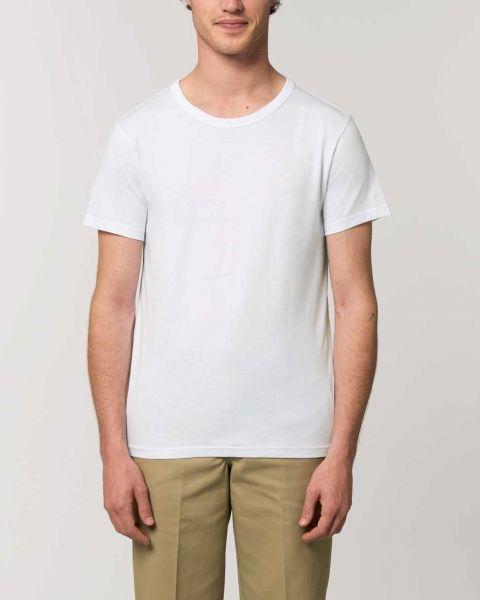 Bio T-Shirt aus leichter 100% Baumwolle