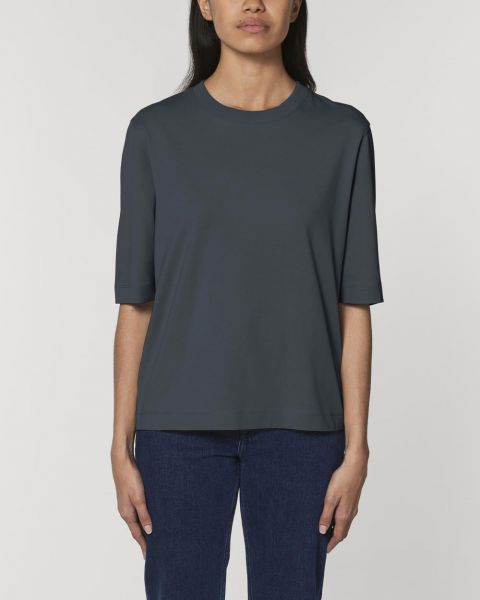 Dickes Boxy T-Shirt für Damen