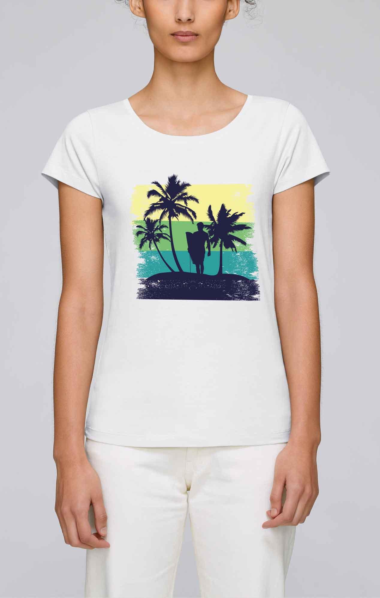 Hawaii Shirt Damen
