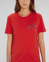 T-Shirt | Theodor Strom DGS  | Rot