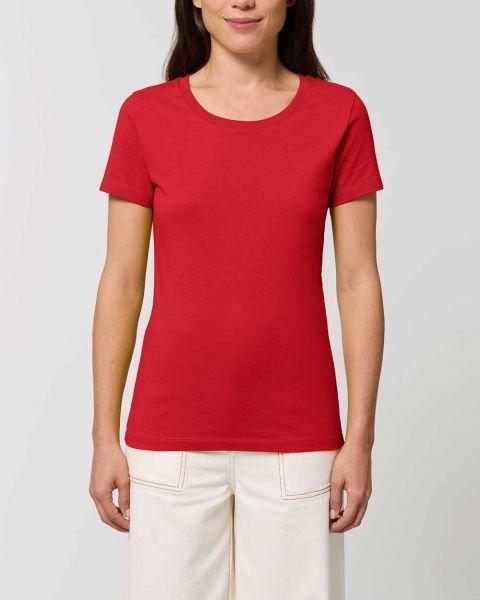 Eren | Anliegendes Damen T-Shirt aus Bio-Baumwolle