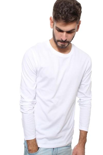 YTWOO Herren   Langarmshirt aus Bio-Baumwolle; Made in Africa