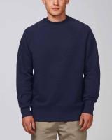 Herren | Sweatshirt mit hohem Halsabschluss aus Bio-Baumwolle