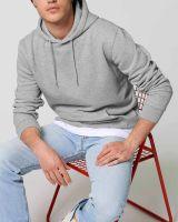 Cristiano | Unisex Hoodie mit Kängurutasche | meliert