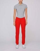 Damen   Jogginghose in Rot
