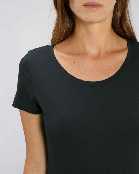Loan | Damen T-Shirt aus leichter Bio-Baumwolle