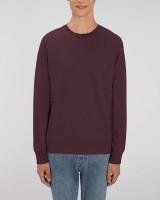 Stig | Basic Sweatshirt meliert für Herren, Bio-Qualität