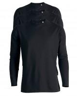 Jan | Langarmshirt in 3er Packet aus Bio-Baumwolle