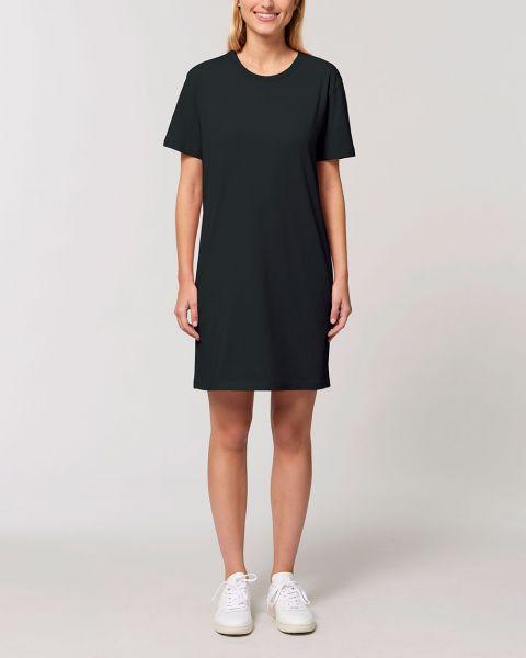 T-Shirt Kleid aus Bio Baumwolle für warme Tage