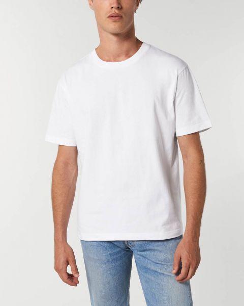 Unisex Basic T-Shirt lässiger Schnitt
