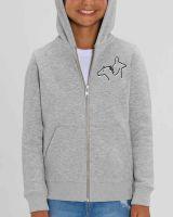 Hoodie Jacke für Kinder | Theodor Storm DGS