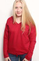 Damen   Hoodie Jacke aus Bio-Baumwolle, Made in Germany