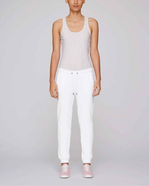 Damen | Jogginghose in Weiß