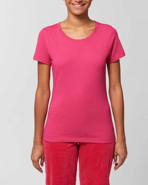 Eren   Anliegendes Damen T-Shirt aus Bio-Baumwolle